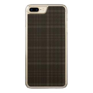Funda Para iPhone 8 Plus/7 Plus De Carved Tela escocesa de Achray del lago