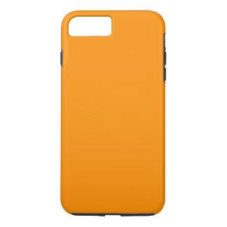 Funda Para iPhone 8 Plus/7 Plus ~ de la CÁSCARA DE NARANJA (color con sabor a