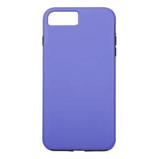 Funda Para iPhone 8 Plus/7 Plus ~ de la LUZ del JACINTO (color azul sólido)