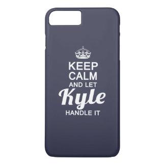 Funda Para iPhone 8 Plus/7 Plus ¡Deje a Kyle dirigirlo!