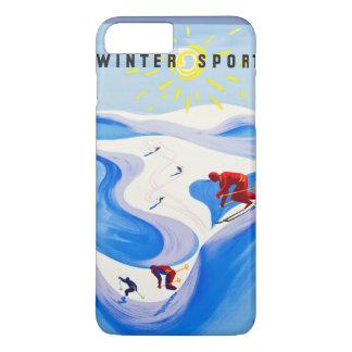 Funda Para iPhone 8 Plus/7 Plus Deportes de invierno