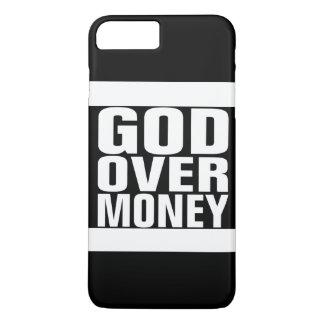 Funda Para iPhone 8 Plus/7 Plus Dios sobre el dinero