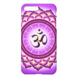Funda Para iPhone 8 Plus/7 Plus Diseño del modelo de Chakra de la corona