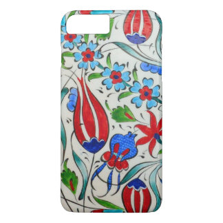 Funda Para iPhone 8 Plus/7 Plus Diseño floral turco