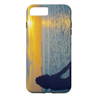 Funda Para iPhone 8 Plus/7 Plus Disfrutar de la puesta del sol