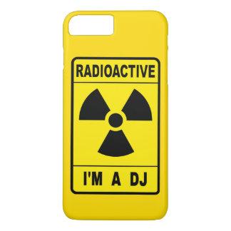 Funda Para iPhone 8 Plus/7 Plus DJ radiactivo