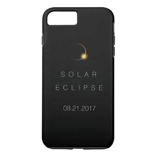 Funda Para iPhone 8 Plus/7 Plus Eclipse solar total americano 2017