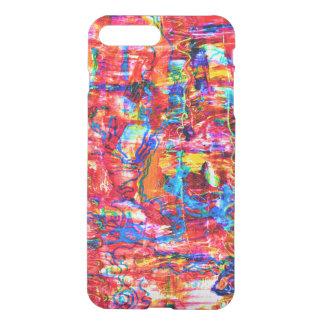 Funda Para iPhone 8 Plus/7 Plus El extracto multi lindo de los colores agita la
