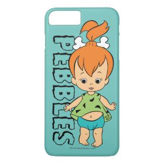 Funda Para iPhone 8 Plus/7 Plus El Flintstone de los guijarros de los Flintstones