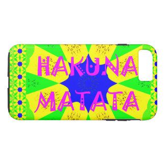 Funda Para iPhone 8 Plus/7 Plus El último diseño asombroso hermoso Colo de Hakuna