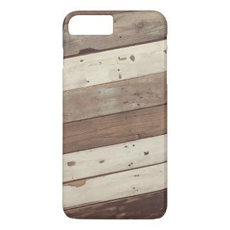 Funda Para iPhone 8 Plus/7 Plus El vintage reclamó la caja más del iPhone 7 de
