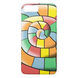 Funda Para iPhone 8 Plus/7 Plus Espiral colorido