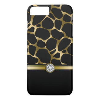 Funda Para iPhone 8 Plus/7 Plus Estampado de animales elegante del leopardo del