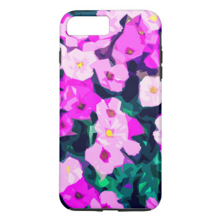 Funda Para iPhone 8 Plus/7 Plus Estampado de plores decorativo