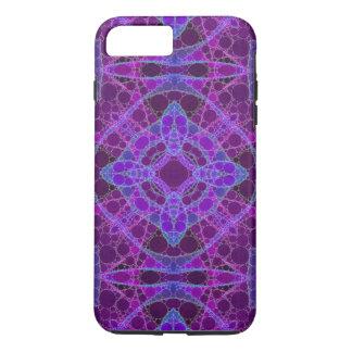 Funda Para iPhone 8 Plus/7 Plus Extracto rosado púrpura loco