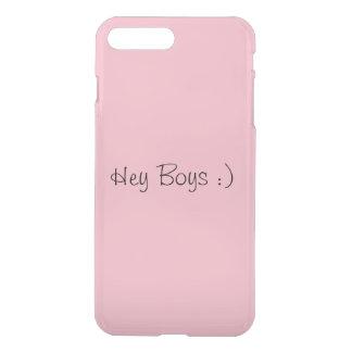 """Funda Para iPhone 8 Plus/7 Plus """"Ey caja del teléfono de los muchachos"""""""