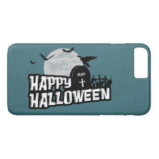 Funda Para iPhone 8 Plus/7 Plus Feliz Halloween