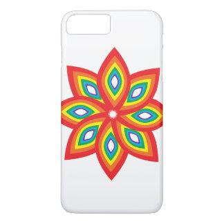 Funda Para iPhone 8 Plus/7 Plus Flor colorida