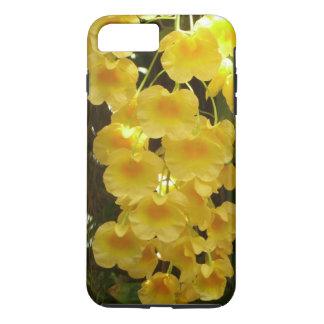 Funda Para iPhone 8 Plus/7 Plus Flores tropicales colgantes de las orquídeas