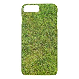 Funda Para iPhone 8 Plus/7 Plus Fondo de la textura del modelo de la hierba verde