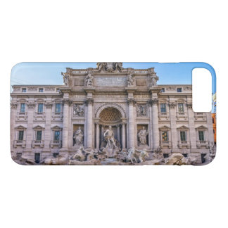Funda Para iPhone 8 Plus/7 Plus Fuente del Trevi, Roma, Italia