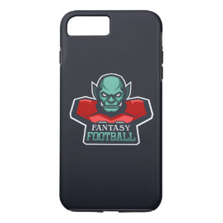 Funda Para iPhone 8 Plus/7 Plus Fútbol de la fantasía