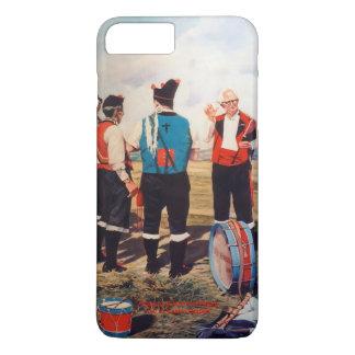Funda Para iPhone 8 Plus/7 Plus Gaiteros/Gaiteiros/Pipers