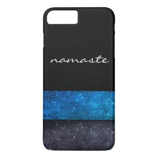 Funda Para iPhone 8 Plus/7 Plus galaxia del namaste
