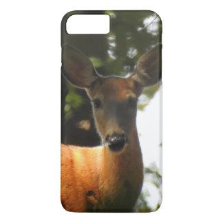 Funda Para iPhone 8 Plus/7 Plus Gama, un ciervo