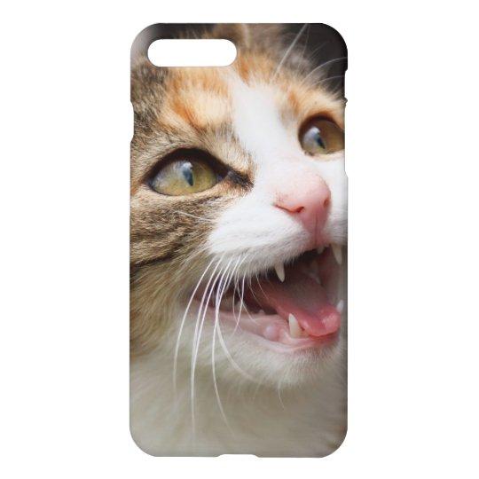 Funda Para iPhone 8 Plus/7 Plus gato