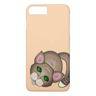 Funda Para iPhone 8 Plus/7 Plus Gato triste