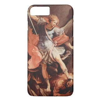 Funda Para iPhone 8 Plus/7 Plus Guerra en el cielo (demonio del ángel v)