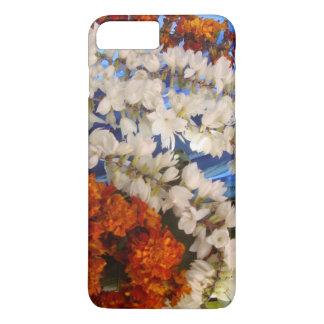 Funda Para iPhone 8 Plus/7 Plus Guirnaldas la India de la flor