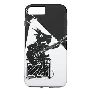 Funda Para iPhone 8 Plus/7 Plus Guitarrista de la cabra