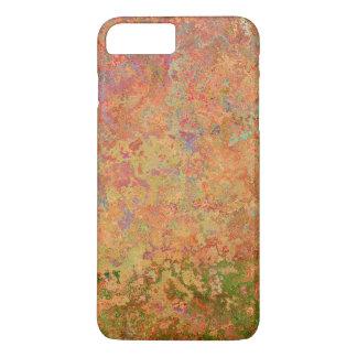 Funda Para iPhone 8 Plus/7 Plus Hoja oxidada coloreada
