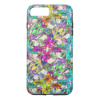 Funda Para iPhone 8 Plus/7 Plus iFloral