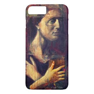 Funda Para iPhone 8 Plus/7 Plus Ilustraciones de la pintura al óleo de la