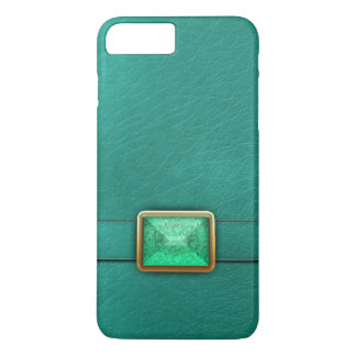Funda Para iPhone 8 Plus/7 Plus Imitación de cuero del trullo y caja del teléfono