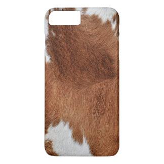 Funda Para iPhone 8 Plus/7 Plus Impresión de la piel de la vaca