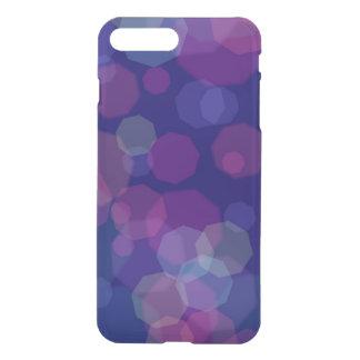Funda Para iPhone 8 Plus/7 Plus iPhone7 burbujeante azul/púrpura más el caso