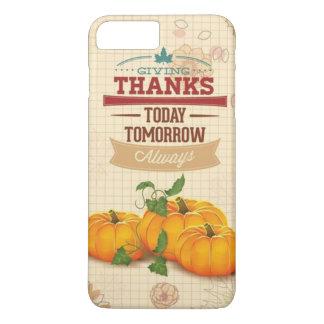 Funda Para iPhone 8 Plus/7 Plus Iphone 7/8 del caso más - donante de las gracias