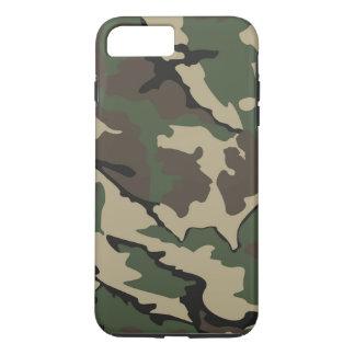 Funda Para iPhone 8 Plus/7 Plus iPhone 7 más, caso duro de Camo