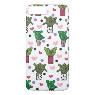 Funda Para iPhone 8 Plus/7 Plus iPhone del cactus/caso cariñosos del iPad