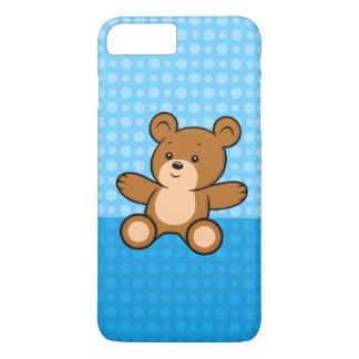 Funda Para iPhone 8 Plus/7 Plus iPhone del oso de peluche del dibujo animado 7/8