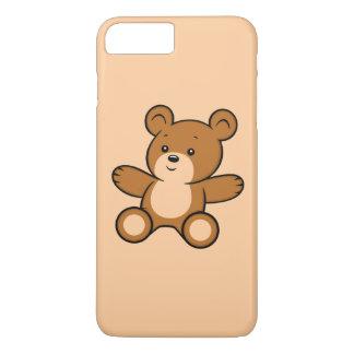 Funda Para iPhone 8 Plus/7 Plus iPhone del oso de peluche del dibujo animado 8