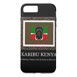 Funda Para iPhone 8 Plus/7 Plus Karibu Kenia Hakuna Matata