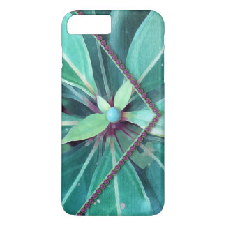 Funda Para iPhone 8 Plus/7 Plus La cereza sale del embrague