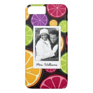 Funda Para iPhone 8 Plus/7 Plus La fruta cítrica coloreada multi el | añade su