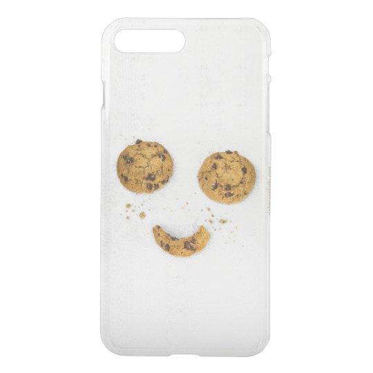 Funda Para iPhone 8 Plus/7 Plus La galleta feliz el  