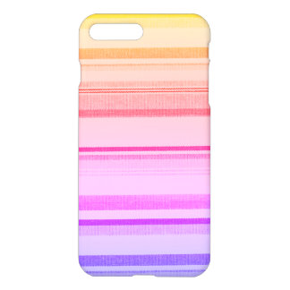 Funda Para iPhone 8 Plus/7 Plus Líneas coloridas de las rayas